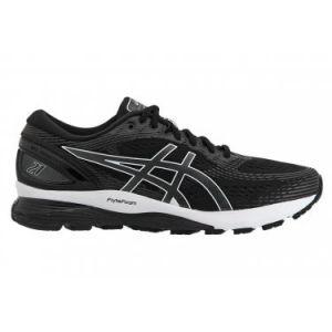 Asics Chaussures running Gel Nimbus 21 - Black / Dark Grey - Taille EU 44 1/2