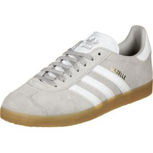 Adidas Homme Gazelle Grise Gum Baskets
