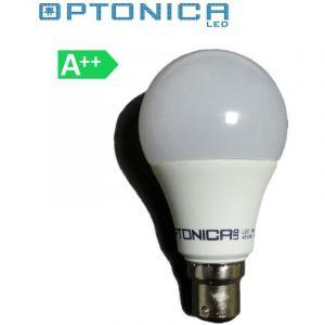 Europalamp Lot de 5 ampoules LED A60 12W Culot B22 Blanc Froid