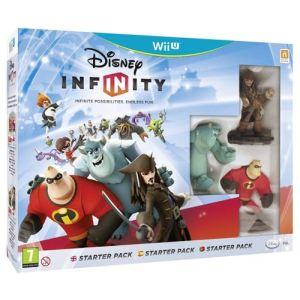 Disney Infinity le pack de démarrage [Wii U]