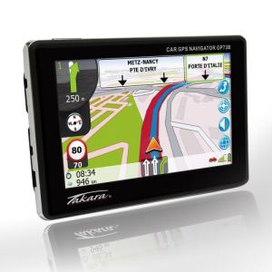 "Tomy GP73 - GPS nomade 4,3"""