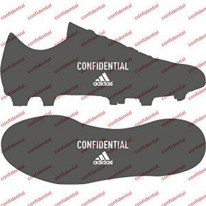 Adidas X 19.2 FG, Chaussures de Football Homme, Vert Legacy Green/Solar Orange/Chalk White, 44 EU