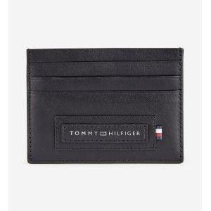 Tommy Hilfiger Porte-cartes Modern cuir Noir