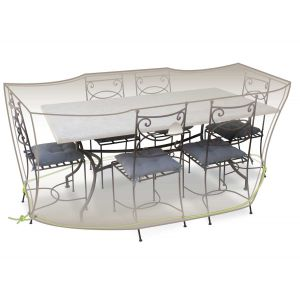 Housse de protection pour salon de jardin Luxe 240 x 130 x 70 cm - Comparer  avec Touslesprix.com