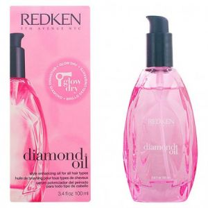 Redken Diamond Oil Glow Dry - Huile de brushing thermo-active
