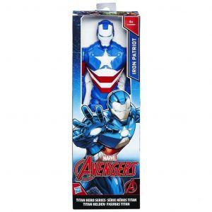 Hasbro Avengers Figurine Iron Patriot Titan 30 cm