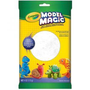 Crayola Model Magic Sachet individuel blanc 113 g