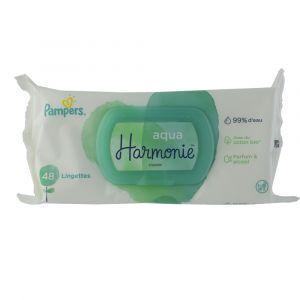 Pampers Aqua Harmonie - Lingettes bébé