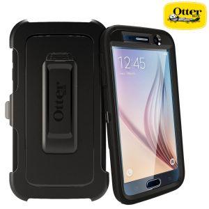 f1dcf9bf9efe Otterbox 77-51348 - Coques rigides antichocs + Clip ceinture rotatif pour  Galaxy S6