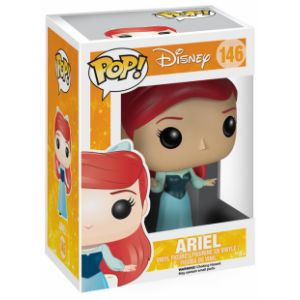 Funko Figurine Pop! Disney : Arielle