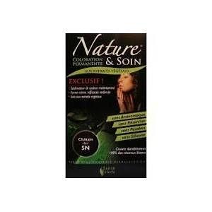 Sante verte Nature & Soin : 5N Châtain Clair - Coloration permanente