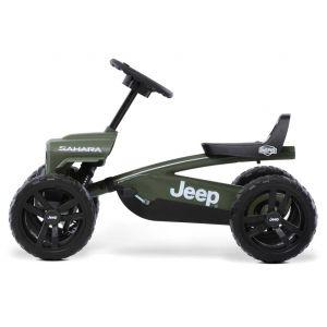 Berg Toys Kart à pédales JEEP Buzzy Sahara 2 à 5 ans