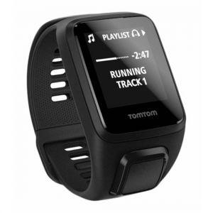 TomTom Spark3Music + casque HP - Montre GPS (bracelet fin)