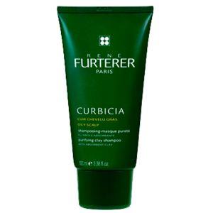 Image de Furterer Curbicia - Shampooing masque pureté
