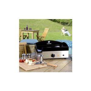 Le Marquier PLVE160I - Plancha vintage électrique en inox