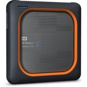 Western Digital WDBAMJ2500AGY - SSD externe My Passport Wireless 250 Go