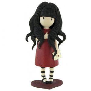 Comansi Figurine Gorjuss : From The Heart