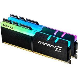 G.Skill F4-3600C16D-16GTZR - TridentZ RGB Series DDR4 16 Go: 2 x 8 Go DIMM 288 broches