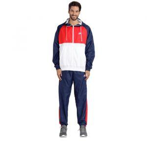 Nike Survêtement à capuche Woven Bleu, Blanc, Rouge - Taille L;M;S;XL;XS;XXL