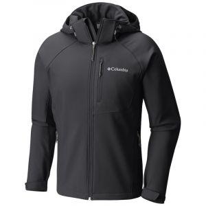 Columbia Cascade Ridge II Veste Homme Noir FR : S (Taille Fabricant : S)