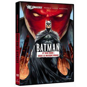Batman & Red Hood : Sous le masque rouge