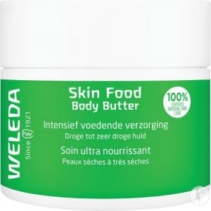 Weleda Skin Food Body Butter - Soin ultra nourrissant peaux sèches à très sèches