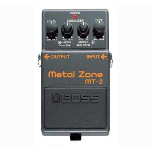 Boss Effect MT-2 - Pédale Metal Zone