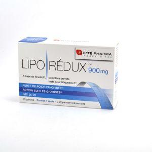 Forté pharma Lipo Rédux 900mg - 56 gélules