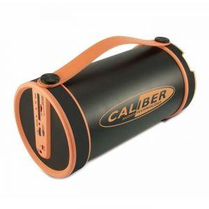 Caliber HPG410BT - Haut-parleur tube Bluetooth portatif avec batterie intégrée et tuner FM