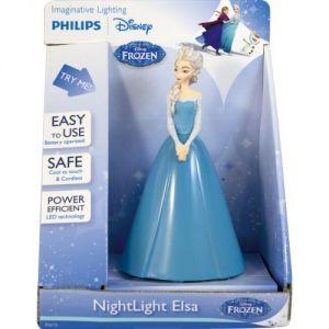 Philips Veilleuse bonne nuit Elsa La Reine Des Neiges