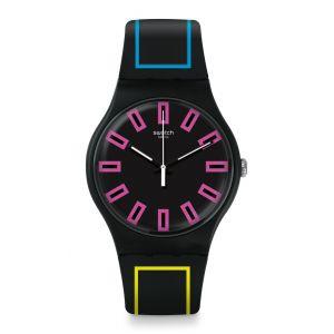 Swatch Autour de la montre unisexe bracelet