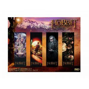 SD Toys 4 marques page magnétiques The Hobbit Set A