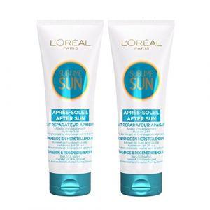L'Oréal Sublime Sun Après-Soleil Lait Réparateur Visage et Corps 200 ml
