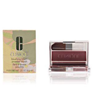 Clinique Blushing blush 115 Smoldering Plum - Fard à joues poudre