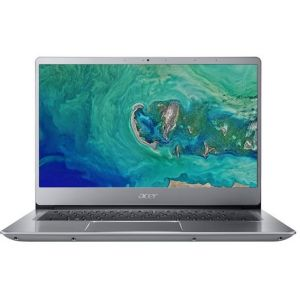 "Acer Swift 3 SF314-54-57MY - Core i5 8250U / 1.6 GHz - Win 10 Familiale 64 bits - 8 Go RAM - 256 Go SSD + 1 To HDD - 14"" IPS 1920 x 1080 (Full HD) - UHD Graphics 620 - Wi-Fi, Bluetooth - argent brillant - kbd : français"