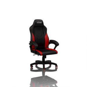 Nitro Concepts C100 Noir/Rouge