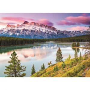 Dino Puzzle Rocky Mountains