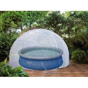 Garden Igloo Dôme de protection piscine - spa 360x220cm