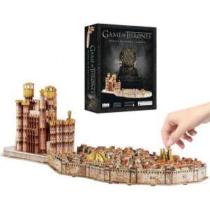 Abc King's Landing De Game Of Thrones - Puzzle 3D 260 pièces