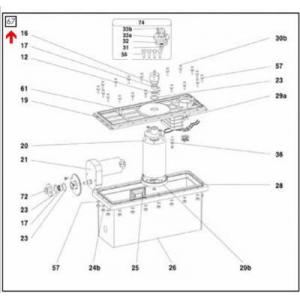 Procopi 1013078 - Bloc moteur complet de Baroudeur