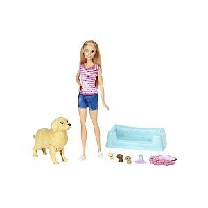 Mattel Barbie Naissance des chiots