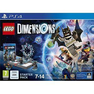 Lego Dimensions pack de démarrage sur PS4