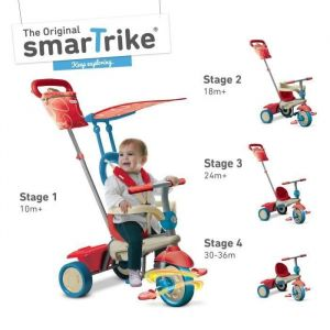 SmarTrike Tricycle Vanilla 4 en 1