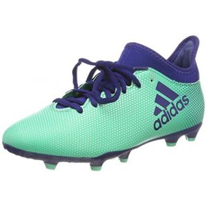 Adidas X 17.3 FG, Chaussures de Football Mixte Enfant, Multicolore