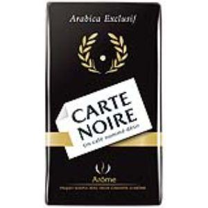 Carte Noire Café moulu (250g)
