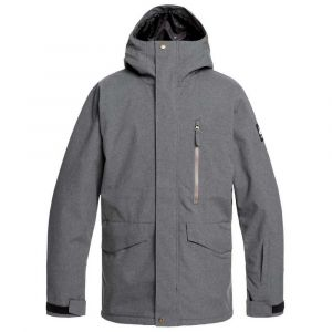Quiksilver Mission Black Heather
