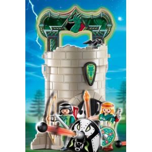 Figurines playmobil chevaliers comparer 80 offres for Playmobil 4865 prix