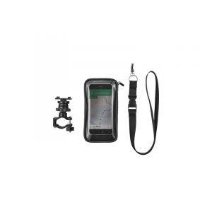 Trust Housse de fixation de téléphone portable pour vélo 21161 Universal Largeur (max.): 80 mm noir