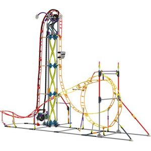 K'Nex Les Montagne Russes Electric Inferno %u2013 Jeu de Construction