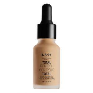 NYX Cosmetics Contrôle Total - Fond de teint goutte Buff - Chamois
